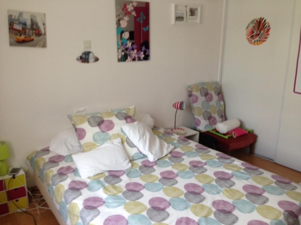 Delphine's bedroom