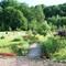 Le jardin coté sud