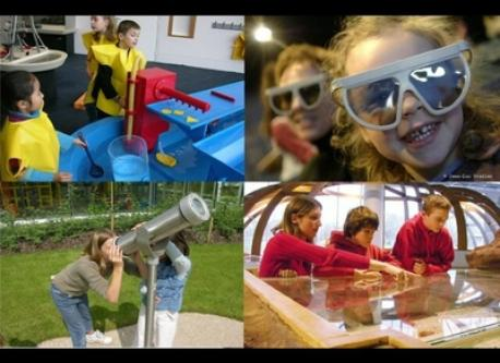 The Vaisseau, a science-centre for children situated in Strasbourg,