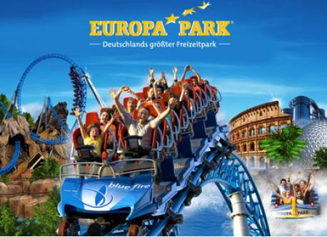 The biggest park of attractions of Europe in 1hour