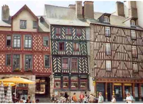 REnnes historical center
