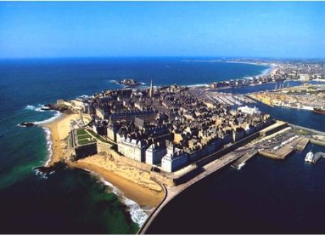 City of Saint Malo