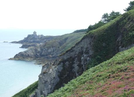 "Walking ""Cap Frehel"""