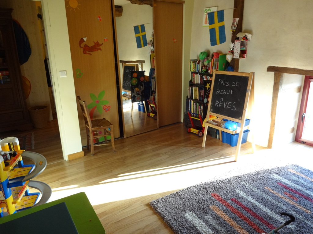 The big children's room (view 2)