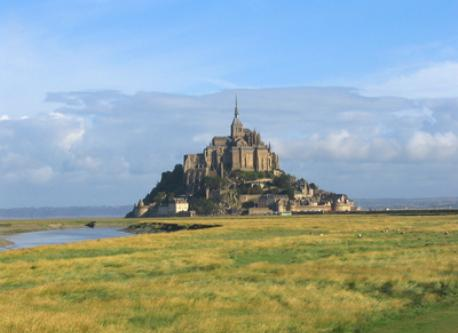 "Famous ""Mont Saint-Michel"", 1h driving from the house"