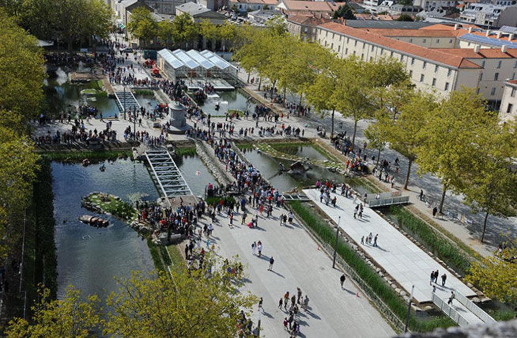 Place Napoléon, La Roche sur Yon
