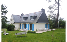 A quiet house near Vannes and the gulf of Morbihan