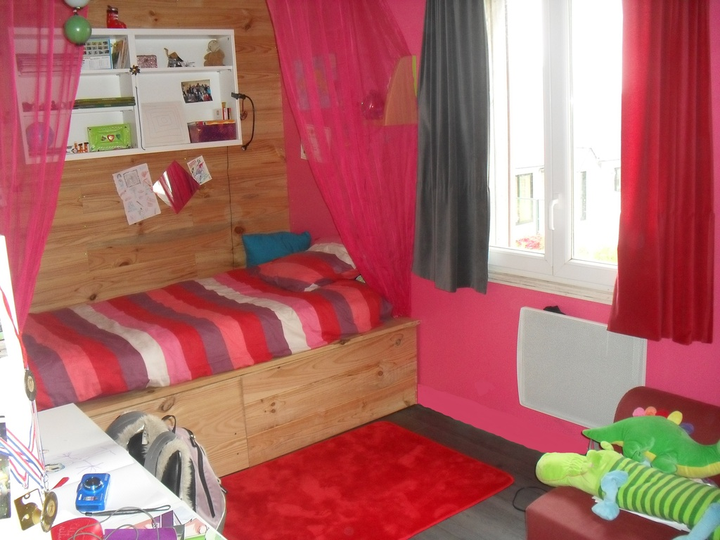 la chambre de Chloé