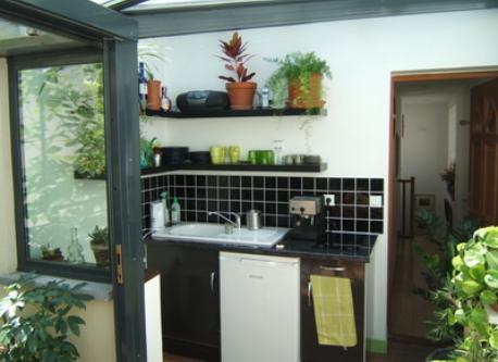 Kitchenette (veranda)