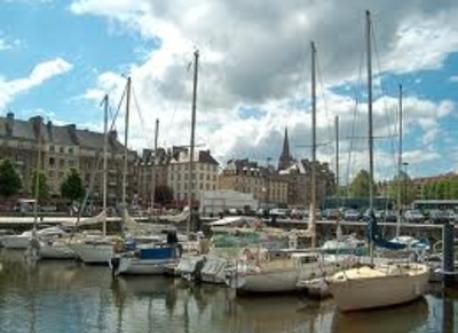 Port of Caen