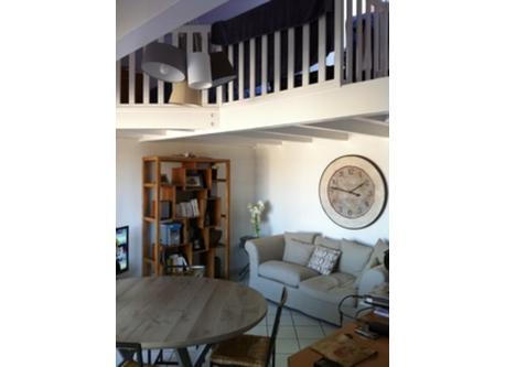 living room/mezzanine