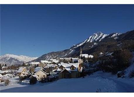 le village de saint leger les Mélèzes