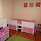 3rd bedroom - Bed 90 x 190 cm ; suits a kid or a teenager