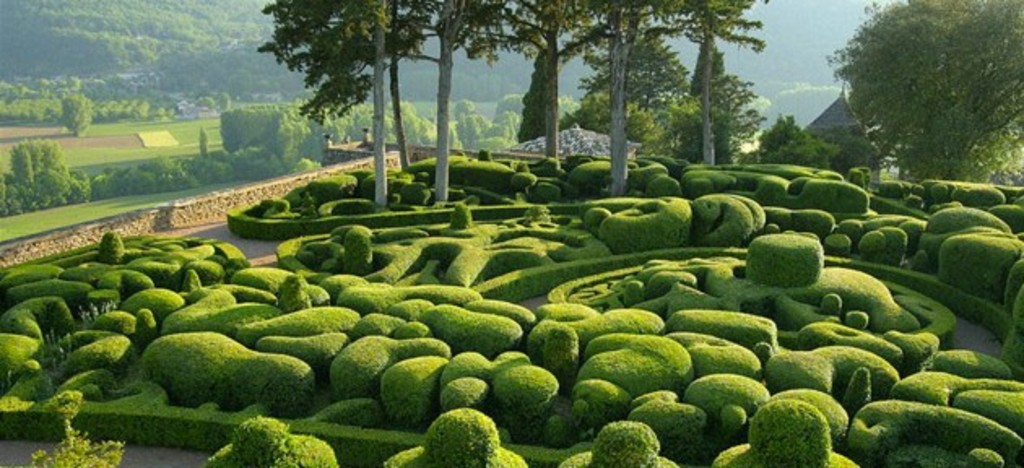 Les jardins suspendus de Marqueyssac - Dordogne