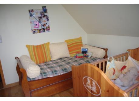 chambre : possibilité de 2 lits de 90