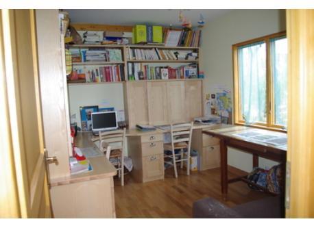 bureau, avec internet