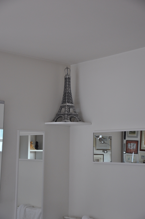 l'appartement très parisien / Our eiffel tower