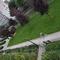 """vue du balcon de la salle à manger le Parc """"Malakoff"""""""