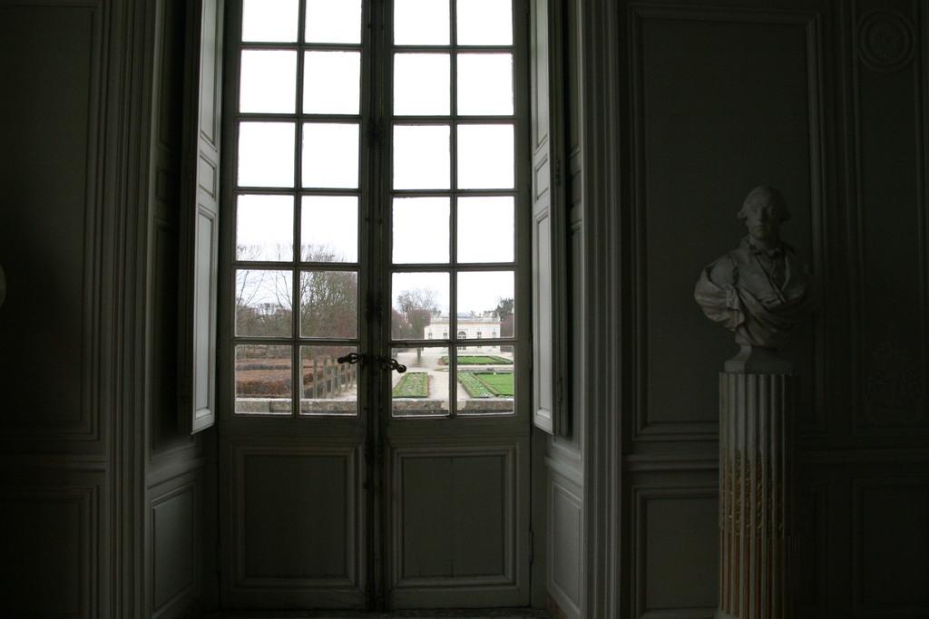 une vue du Chateau de Versailles