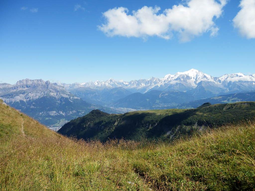 Onnion/ Le Mont Blanc