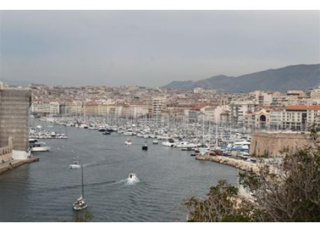 Another view of Marseille