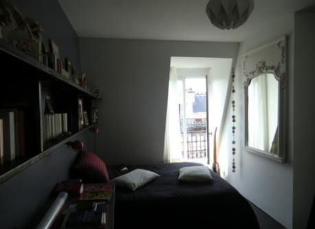 parents bed-room