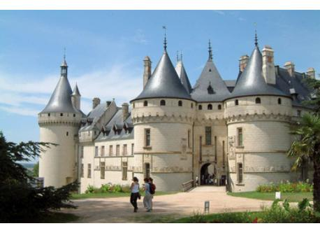 Castel of Chaumont-sur-Loire