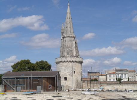 Tower of the Lanterne in La Rochelle (17)