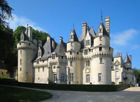 Castel of Ussé