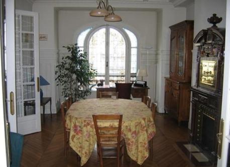 Paris dining room