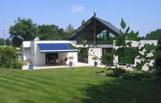 jardin coté terrasse