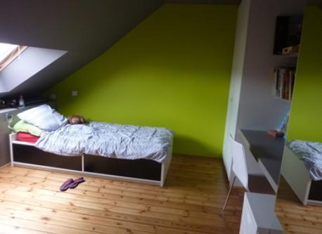 chambre 2 (2ème étage)
