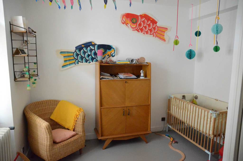 1st floor - children's bedroom