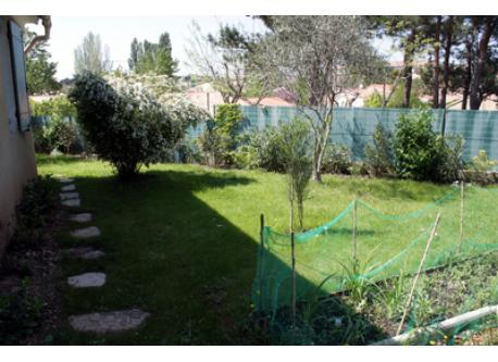 Outside garden nord - Jardin Nord