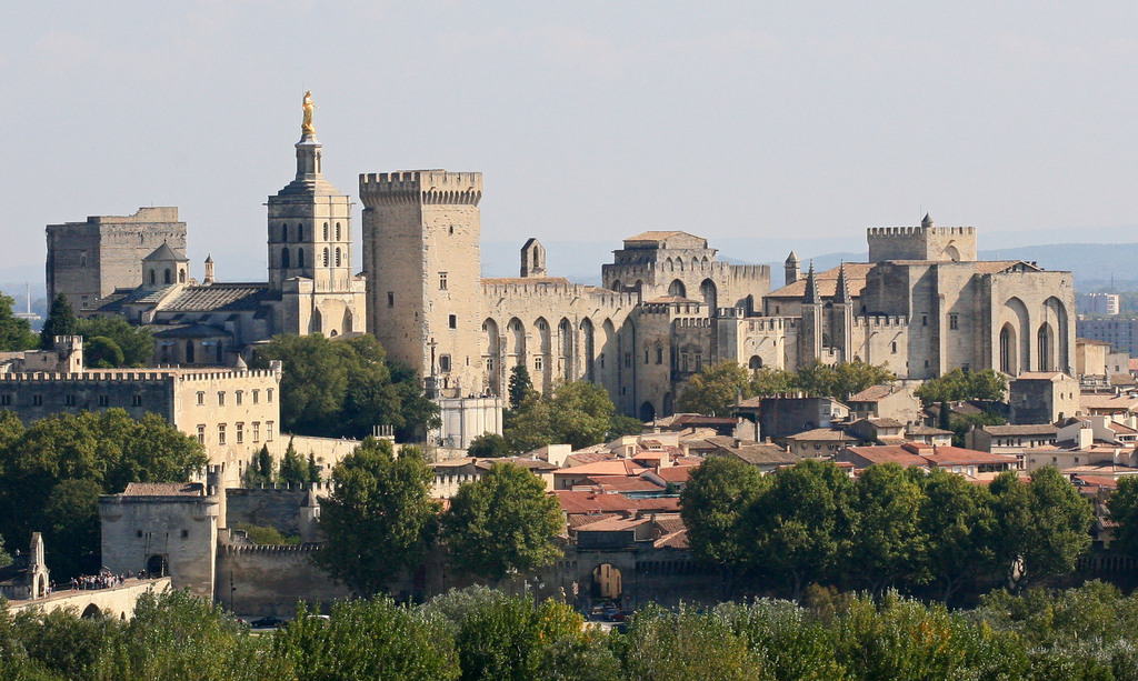 Palais des papes d'Avignon