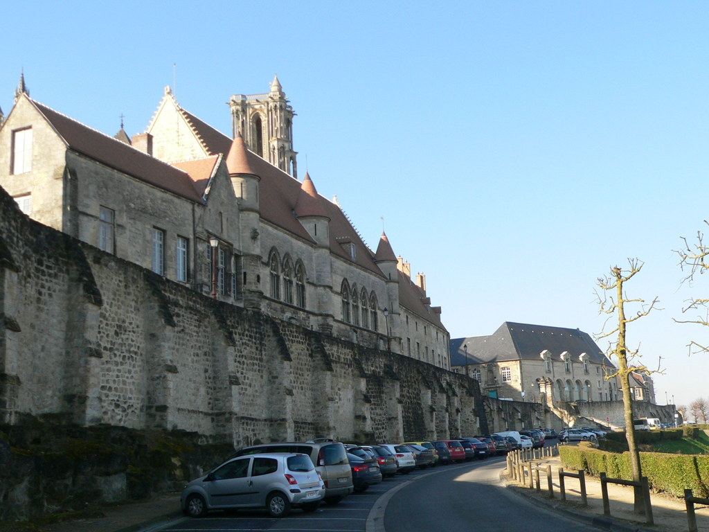 "Laon, the ""Courthouse"""