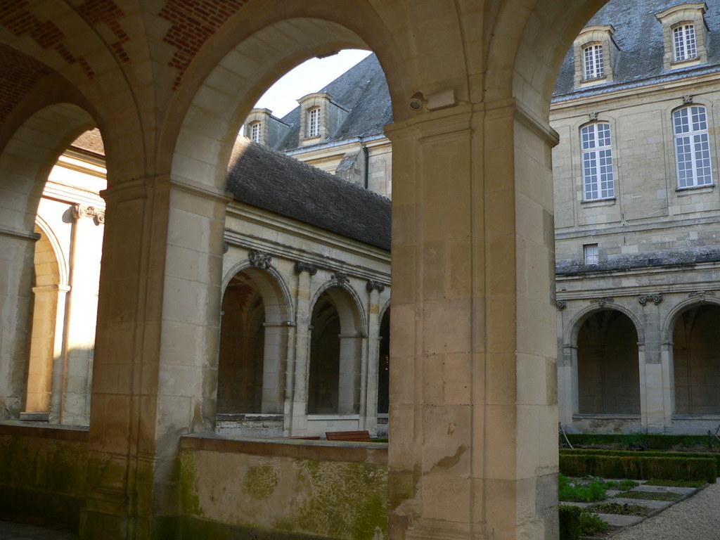 Laon, l'abbaye St Vincent