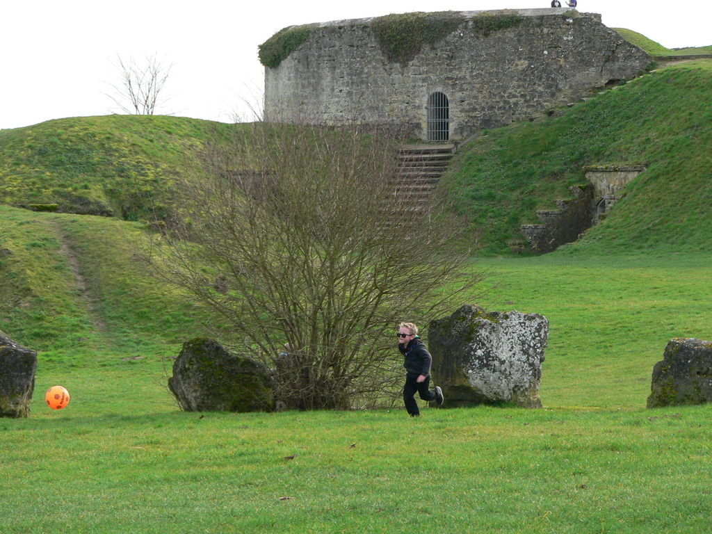 "Laon ; the ""Batterie Morlot"""