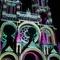 Laon, sa cathédrale en son et lumière chaque année en août