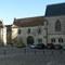 Laon, la place de la cathédrale