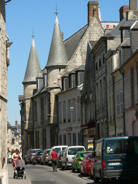 "Laon : the ""Petit St Vincent"""