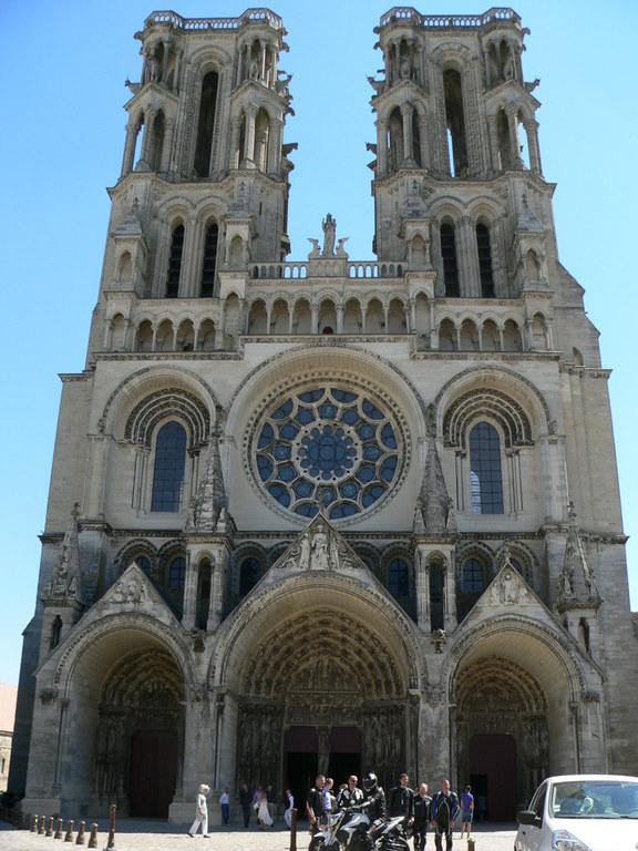 Laon, la cathédrale