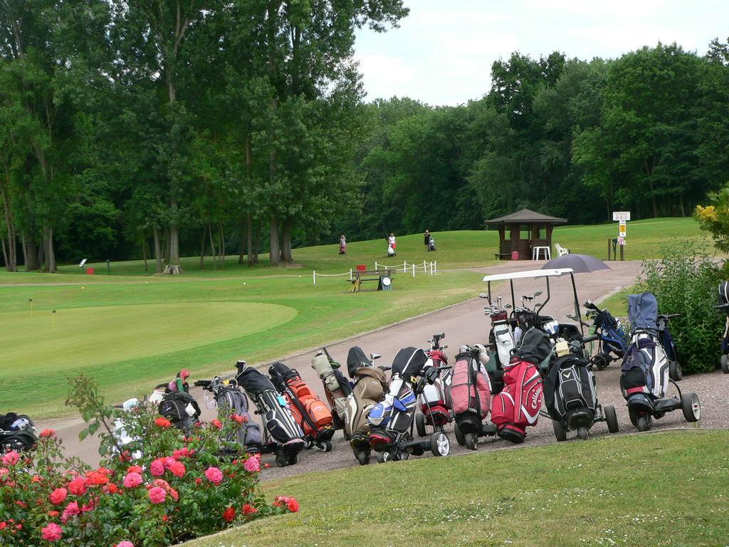Golf Ailette