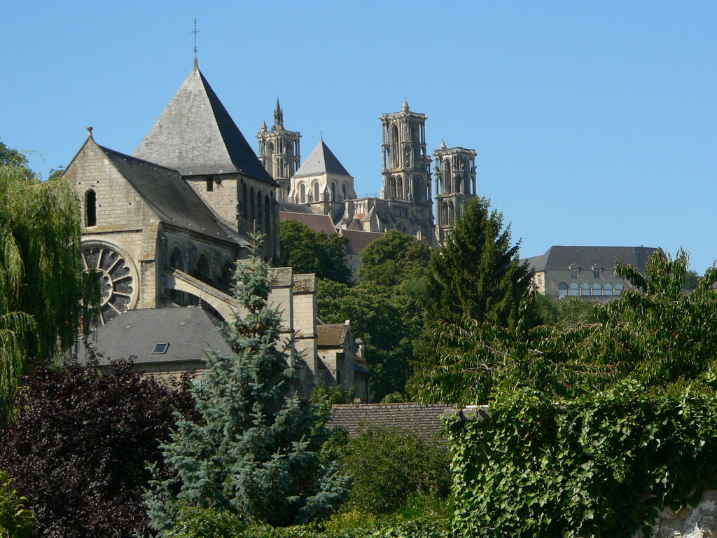 Laon, and Cathedral Church of Vaux