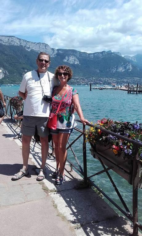 Rita et Alain échange Annecy