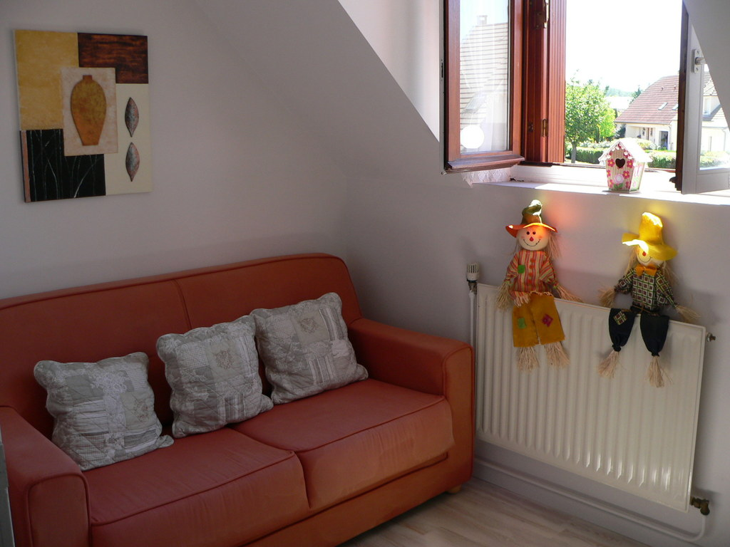 Small sitting room upstairs for small children