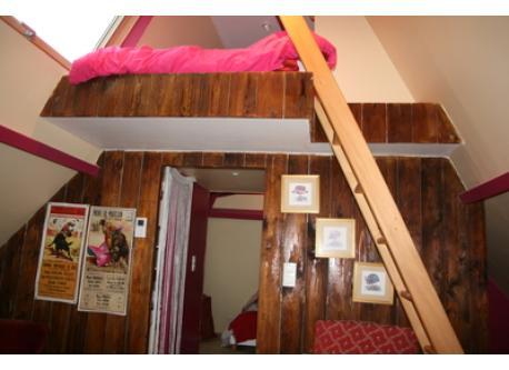 chambre de Tess