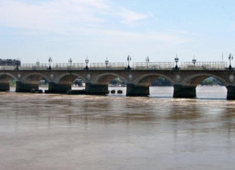 PONT DE PIERRE BRIDGE