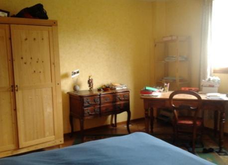 Allevard.  Bedroom 1