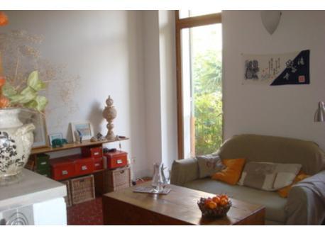 Marseille. Living room